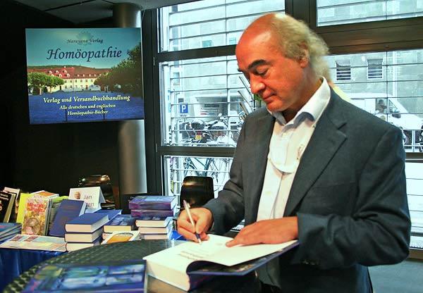 Jan Scholten Luminos Homeopathy Courses